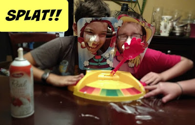 Raising my boys december 2016 i also love that it does get you up and moving pie face showdown game solutioingenieria Choice Image