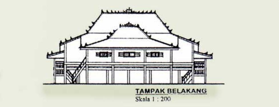 Freakyfamous Rumah Adat Sumatera Selatan