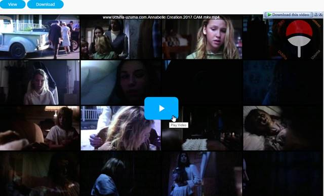 Screenshots Annabelle Creation (2017) CAM 700 MB MKV MP4 Free Full Movie Uptobox www.uchiha-uzuma.com