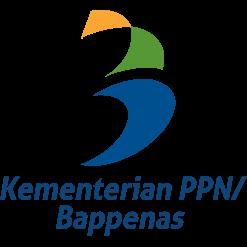 Logo Kementerian Perencanaan Pembangunan Nasional Republik Indonesia