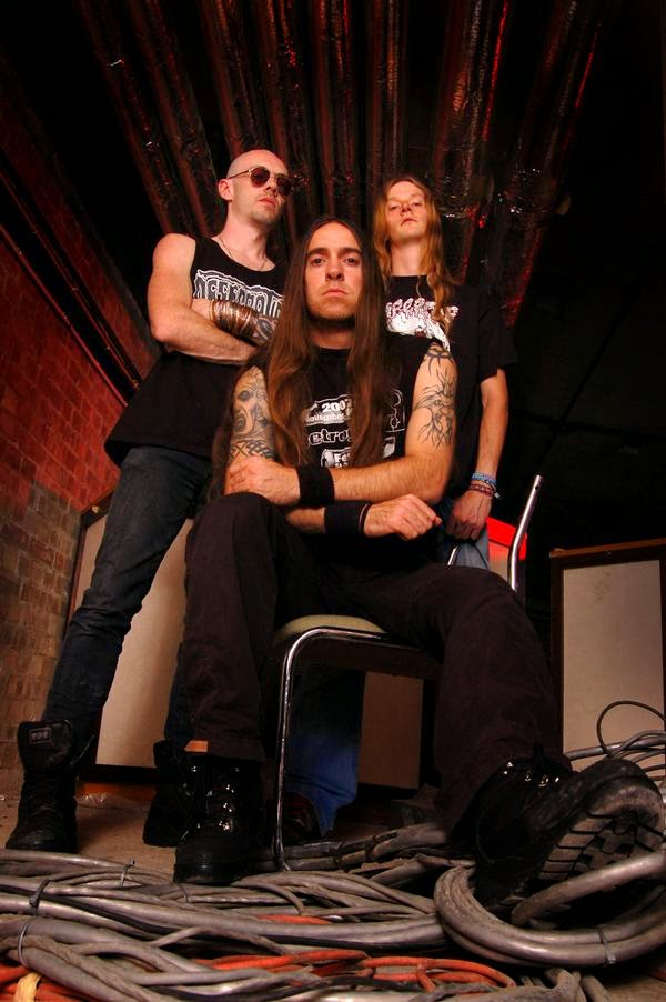 Desecration - uk - band