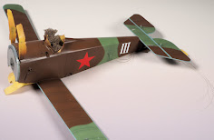 Build Guide Pt.II: 1/32nd scale Nieuport XVII (Early version) from Copper State Models