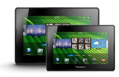 Phablet dan Tablet BlackBerry 10 Akan Hadir di Akhir 2013