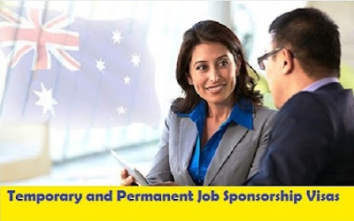 Temporary and Permanent Job Sponsorship Visas