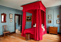 Handel House Museum, London: Handel's bedroom. © James Mortimer