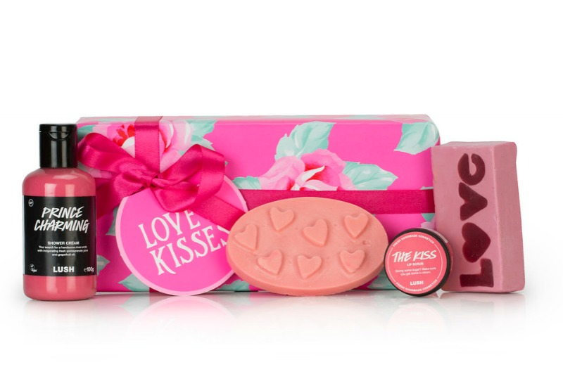 Geschenk, Neu! Love and Kisses