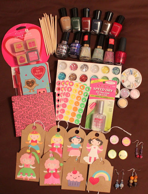 Nails4Dummies - Giveaway Prize Pack #1!