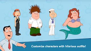 Family Guy The Quest for Stuff Mod Apk v1.50.1 Terbaru