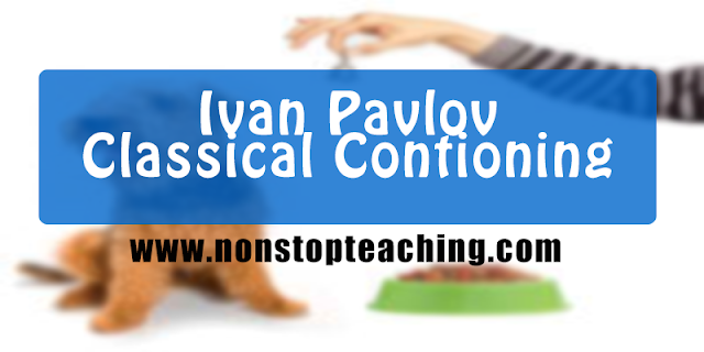 Ivan Pavlov Classical Conditioning
