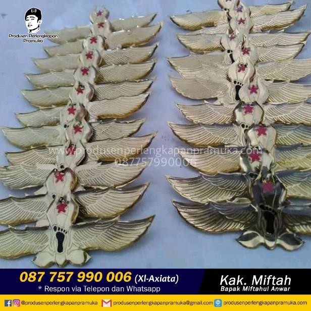 Grosir Wing Napak Tilas Pramuka | Produksi Wing Napak Tilas Pramuka | Jual Wing Napak Tilas Pramuka