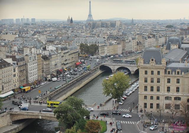 Roteiro de seis dias em Paris