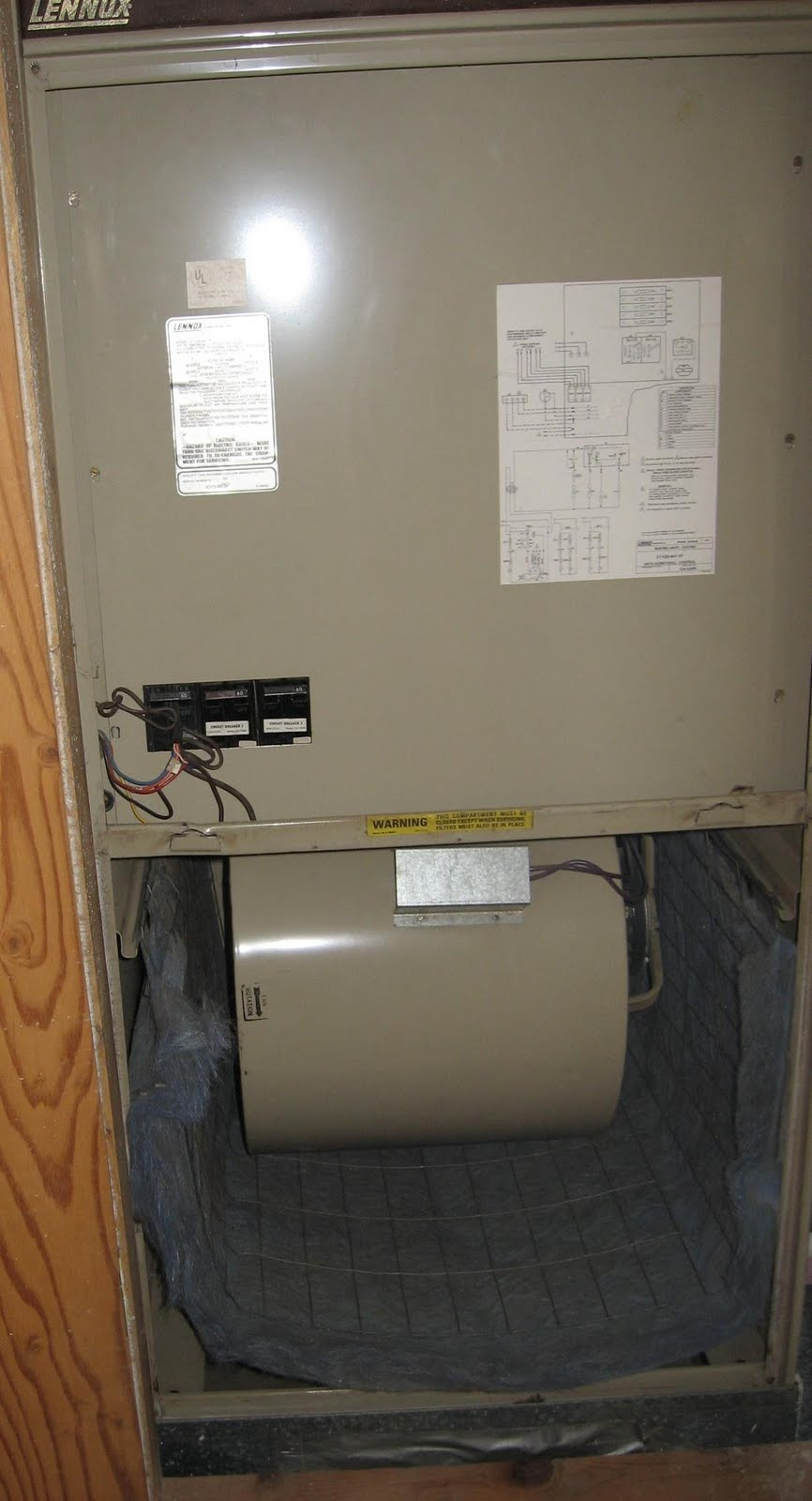 Sustainability Starts at Home: Original Electric Furnace