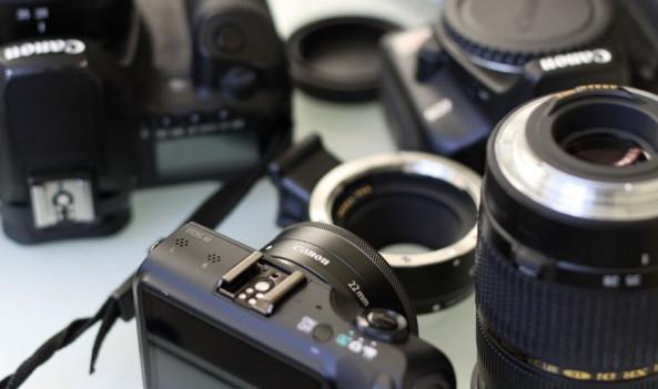 Canon has created a 250-megapixel sensor