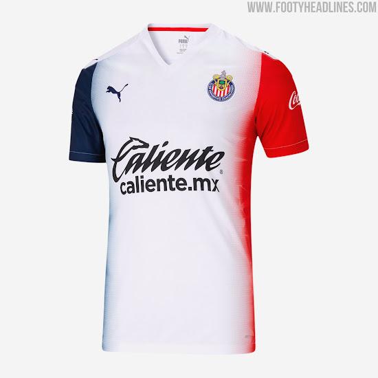 Chivas Guadalajara Home Jersey
