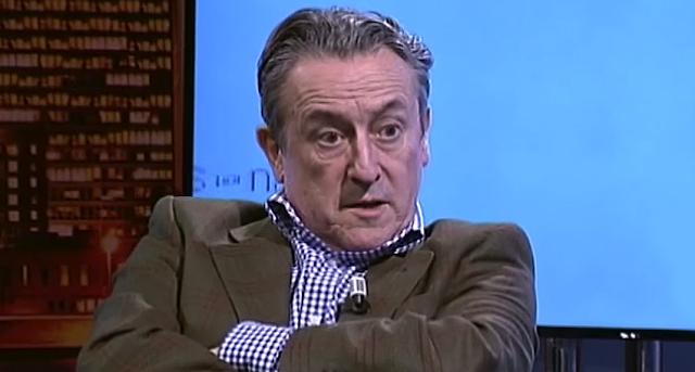 """Hermann Tertsch explota contra los """"comunistas"""" del Ayuntamiento de Madrid"""