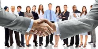 Rekan Kerja, mitra usaha, partner usaha