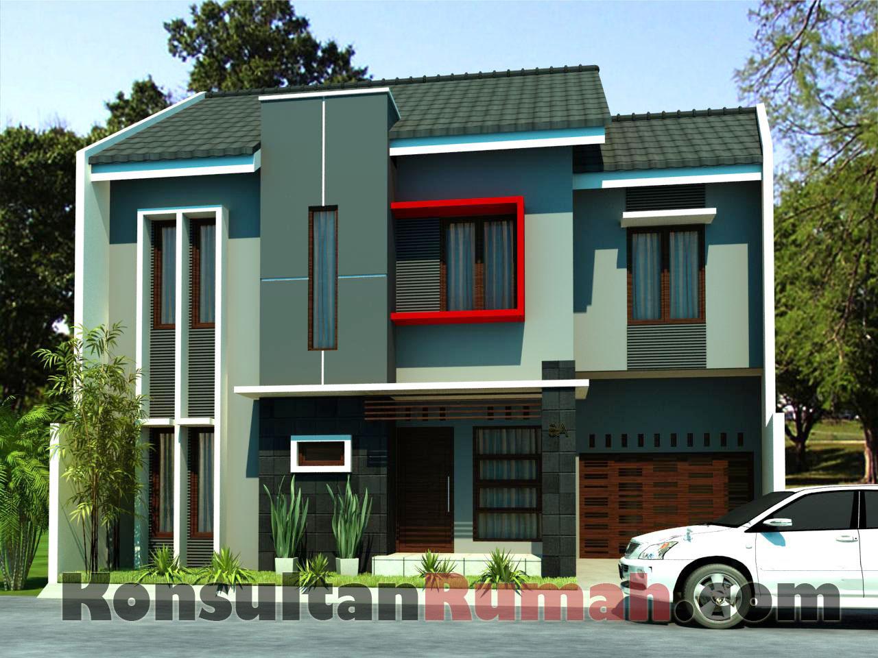 Desain Rumah Minimalis Pilihan  AnjangNote