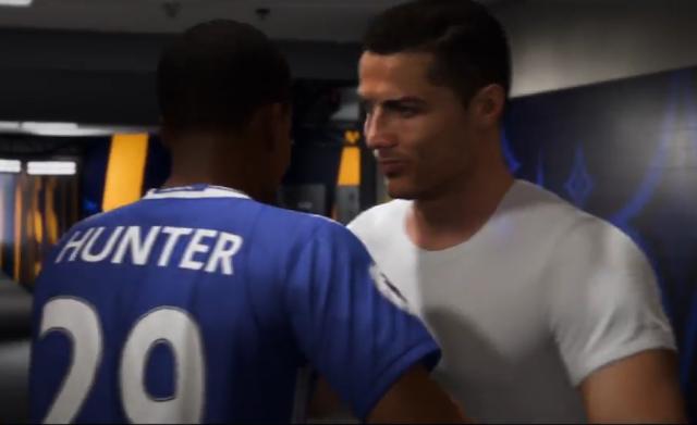 Alex Hunter Hadir Kembali di FIFA 18