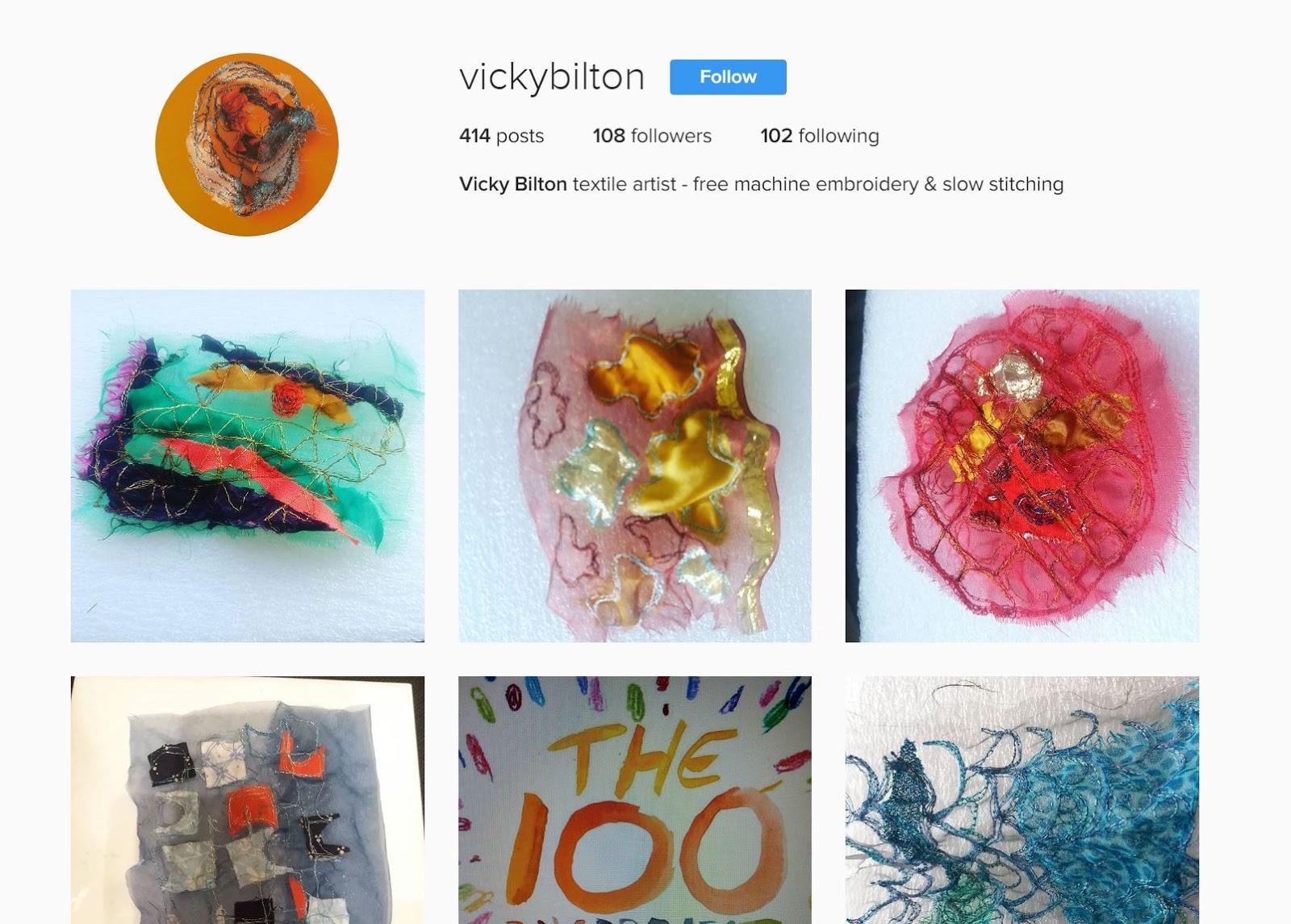 Vicky Bilton