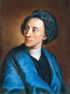 In his letter to miss Arabella Fermor Alexander Pope explains that 'machinery' is a term invented by critics to signify that part of a text which the angles, deities or demons perform.