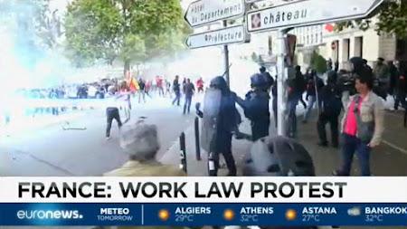 Frekuensi siaran Euronews Asia di satelit AsiaSat 5 Terbaru