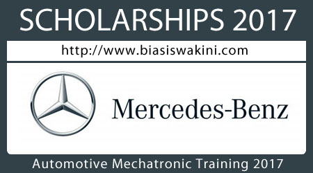 Mercedes Benz Automotive Mechatronic Training 2017