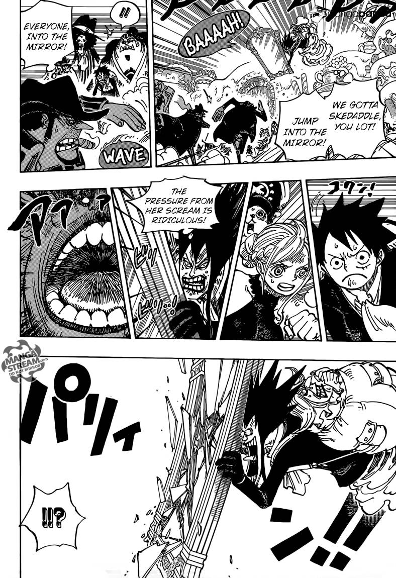 One Piece Streaming 868 : piece, streaming, Manga, Piece:, Chapter, Piece, LAUNCHER