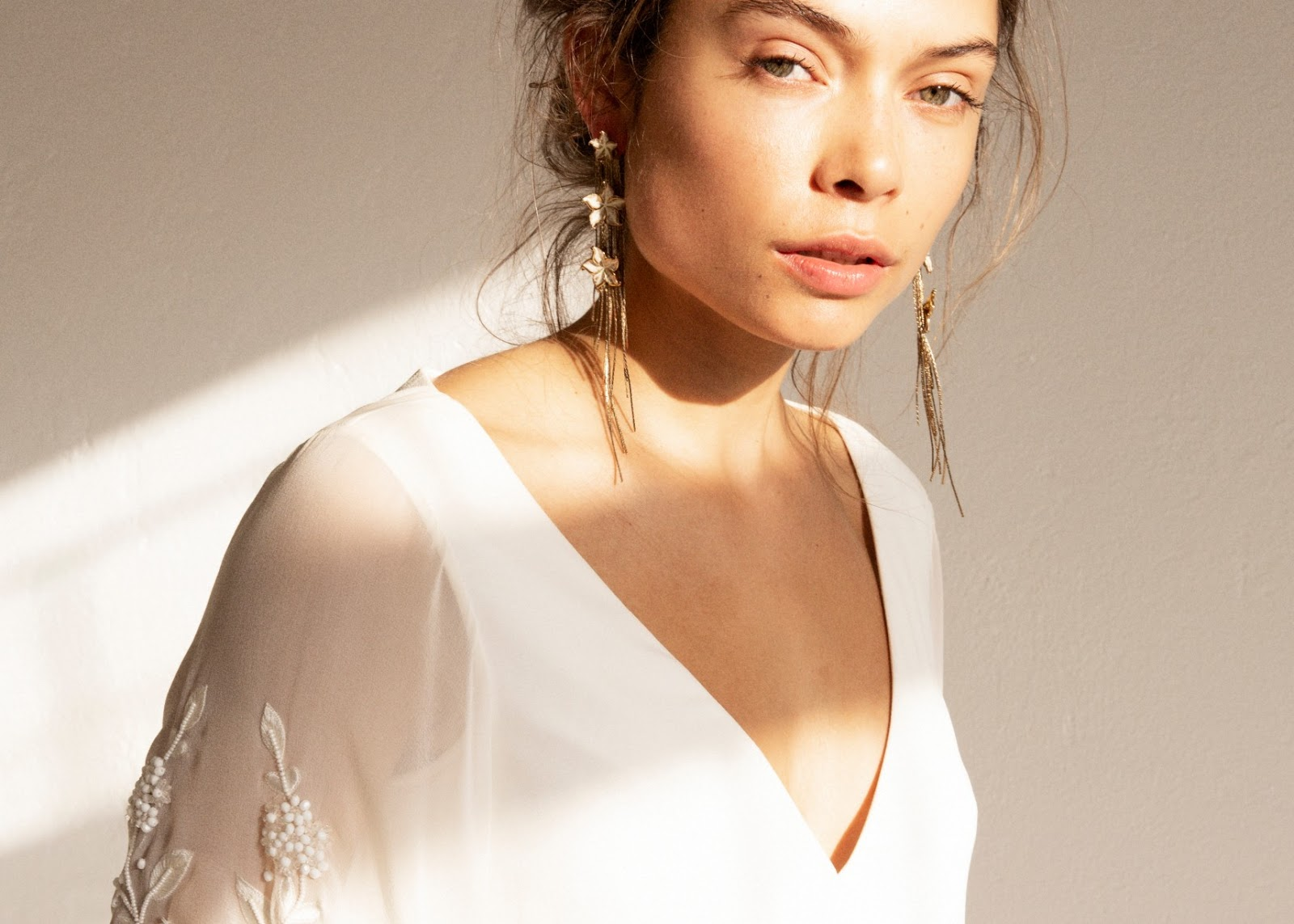 BO & LUCA INTERVIEW | WEDDING GOWNS FOR THE DARING ROMANTIC SYDNEY