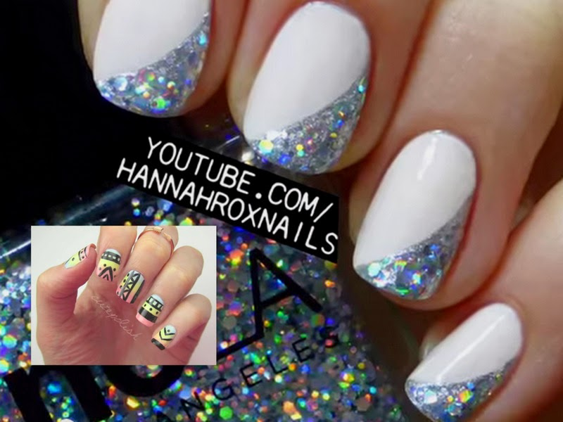 Video Of The Week: Easy Nailart Tutorial