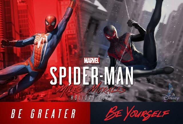 蜘蛛俠, 遊戲, Marvel's Spider-Man 2, teaser, Insomniac, Miles Morales, screenshots, Holiday 2020, PlayStation 5, PS5, marvel games