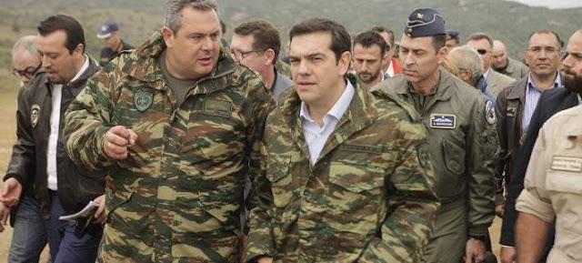 Η πιθανότητα ελληνοτουρκικού πολέμου