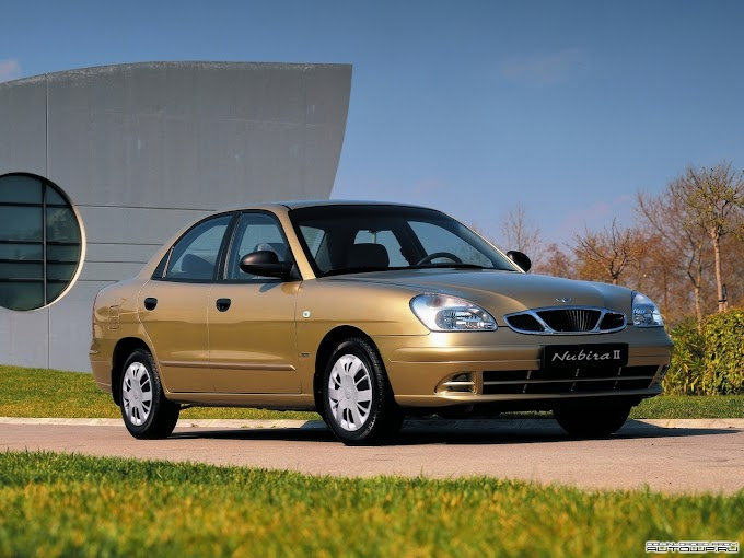 Descarga manual Daewoo Nubira