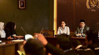 Inilah Hasil Pertemuan DPR RI Dengan Demonstran Tenaga Honorer Soal Revisi UU ASN
