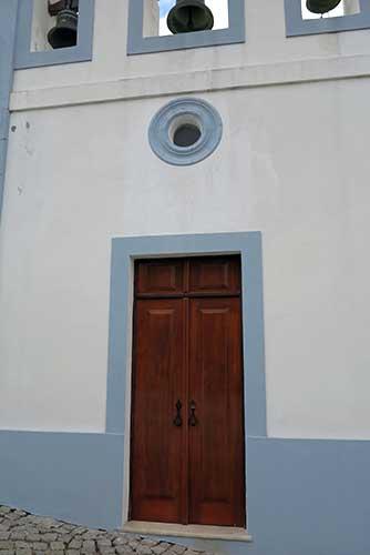 Igreja da Misericórdia Aljezur, Algarve, Portugal.