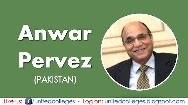 Sir Anwar Pervez (Pakistan)