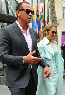 Jennifer Lopez and Alex Rodriguez relationship