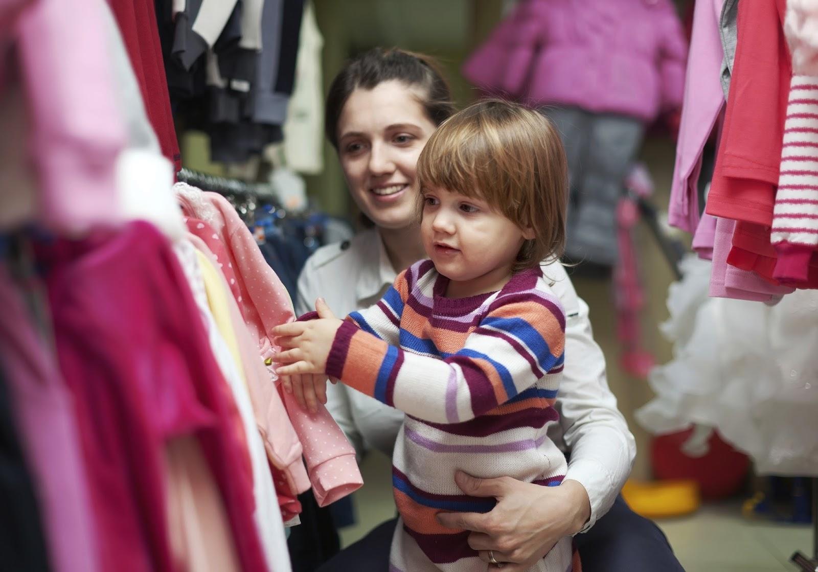 Buôn bán quần áo trẻ em có lãi không