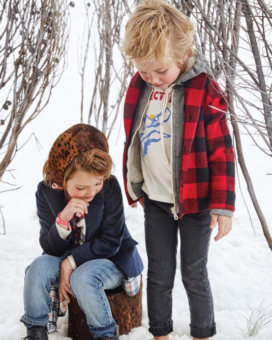 Moda para varones invierno 2017. Tendencias y looks de moda infantil.
