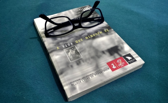 A Vida Que Ninguém Vê | Eliane Brum