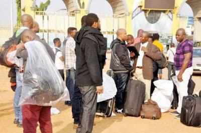 Germany to Deport 12,000 Nigerian Asylum Seekers