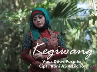 Lirik Lagu Kegiwang - Dewi Puspita