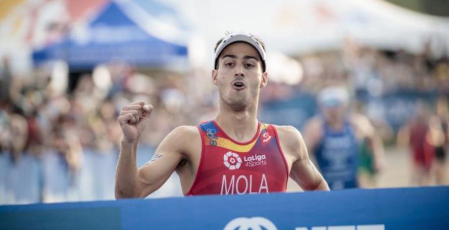 Los números para que Mario Mola vuelva a ser campeón