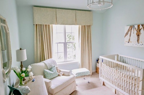 The Peak of Trs Chic: Cute Nursery and Kid's Spaces