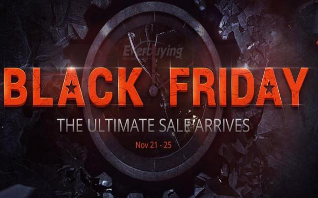 Las Mejores ofertas de Black Friday de Everbuying
