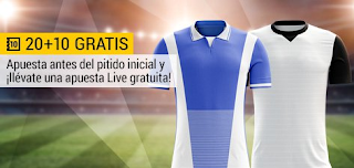 bwin promocion 10 euros Espanyol vs Valencia 26 agosto