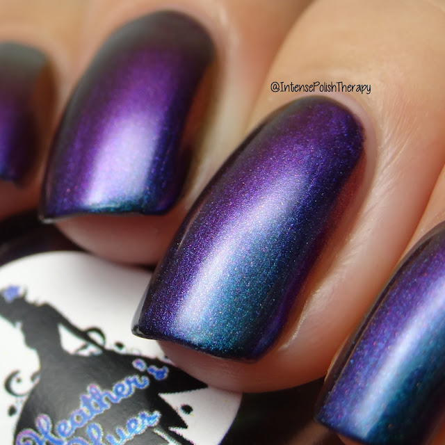 Heather's Hues - Scintillate