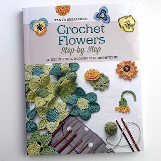 Cover - Crochet Flowers Step-by-Step