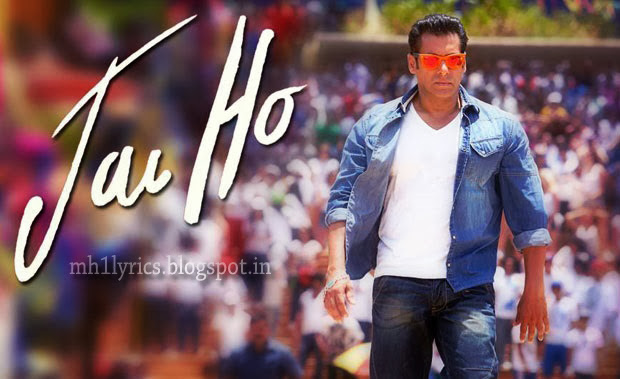 BAAKI SAB FIRST CLASS FROM JAI HO: This song is sung by Wajid, composed by Sajid-Wajid while lyrics is penned by Irfan Kamil.