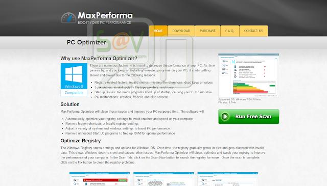 MaxPerforma (PUP)