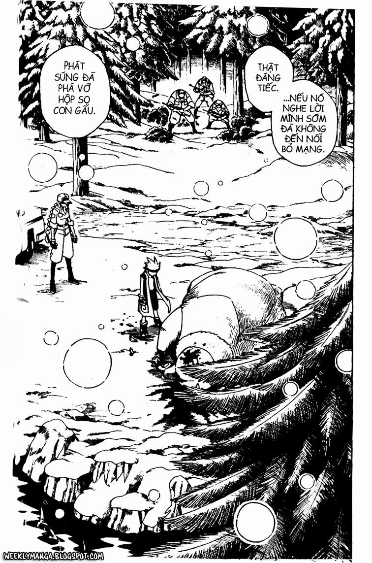 Shaman King [Vua pháp thuật] chap 94 trang 3
